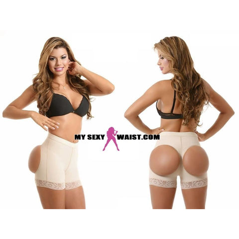 MYSEXY SHORT BUTTLIFTER-OPEN POP STYLE - The Mysexywaist.com Store