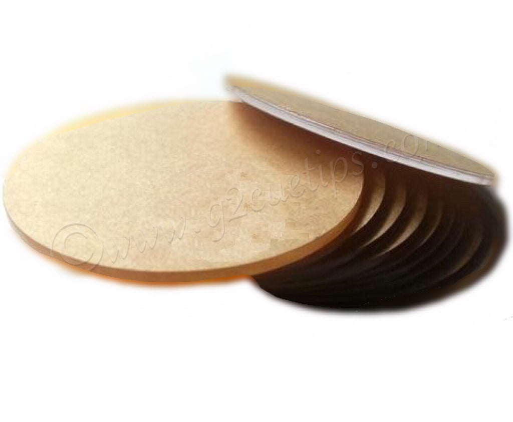 Clear Acrylic Tip Pads