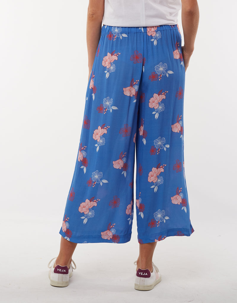 Elm Botanical Wide Leg Pants