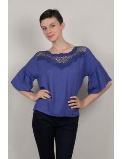 Molly Bracken Woven Top