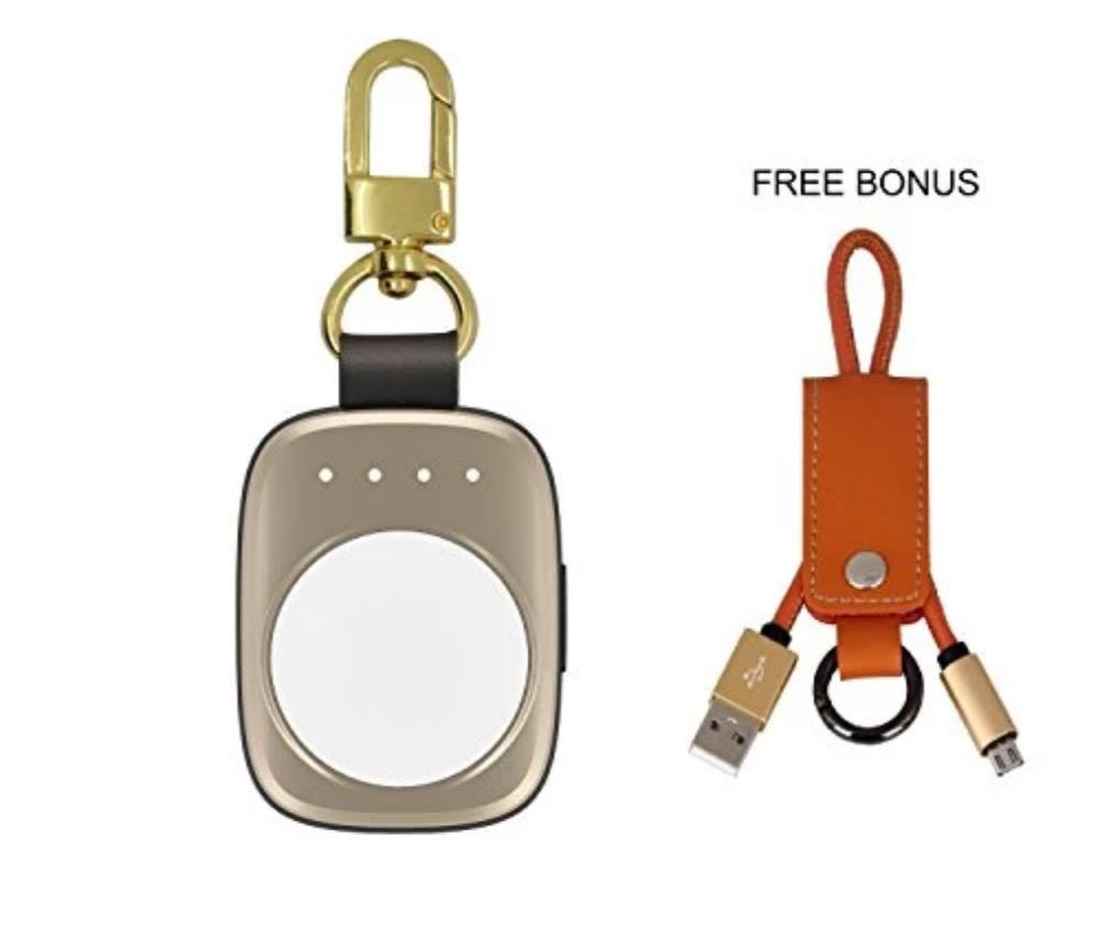 Portable Wireless Apple Watch Magnetic Charger [MFI]