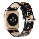 Load image into Gallery viewer, Designer Leather Apple Watch Band