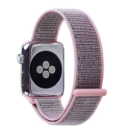 Apple Watch Sport Loop Band (Light Pink)