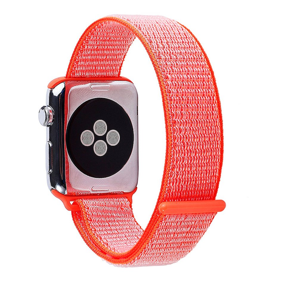 Apple Watch Sport Loop Band (Orange)