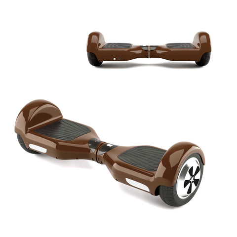 "6"" eBOARD (Brown) (Classic Hoverboard)"