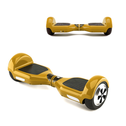 "6"" eBOARD (Gold) (Classic Hoverboard)"
