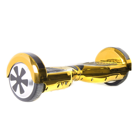"6"" Chrome eBOARD (Gold)"