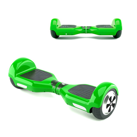 "6"" eBOARD (Green) (Classic Hoverboard)"