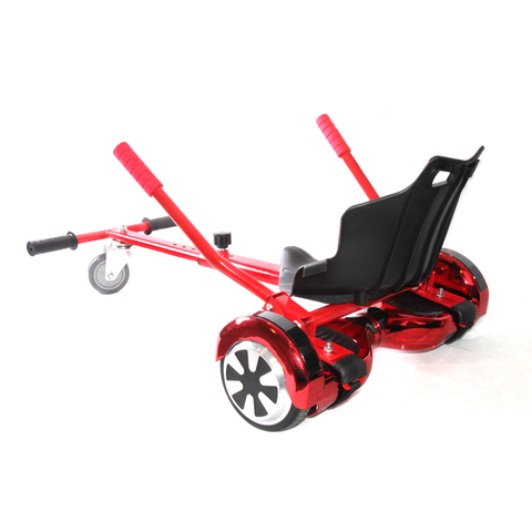 eBOARD HoverKart Kit (Red)