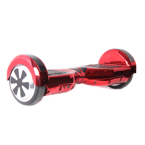 "6"" Chrome eBOARD (Red)"