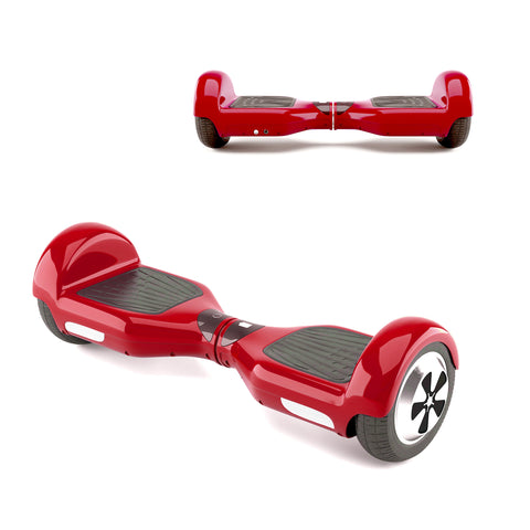 "6"" eBOARD (Red) (Classic Hoverboard)"