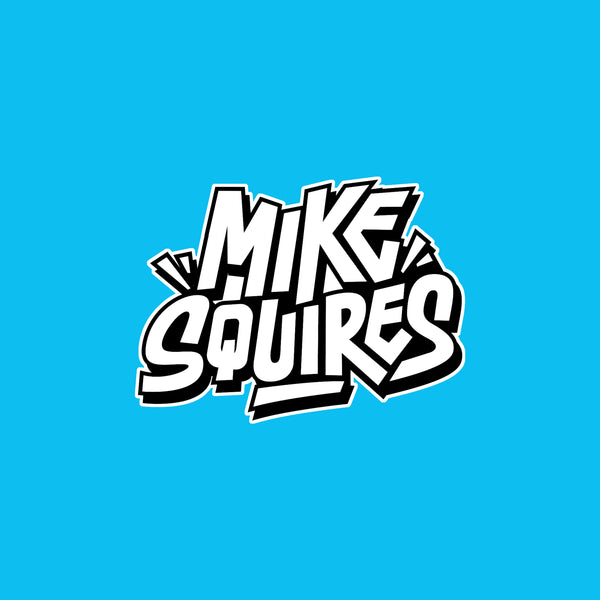 Mike Squires Stickers