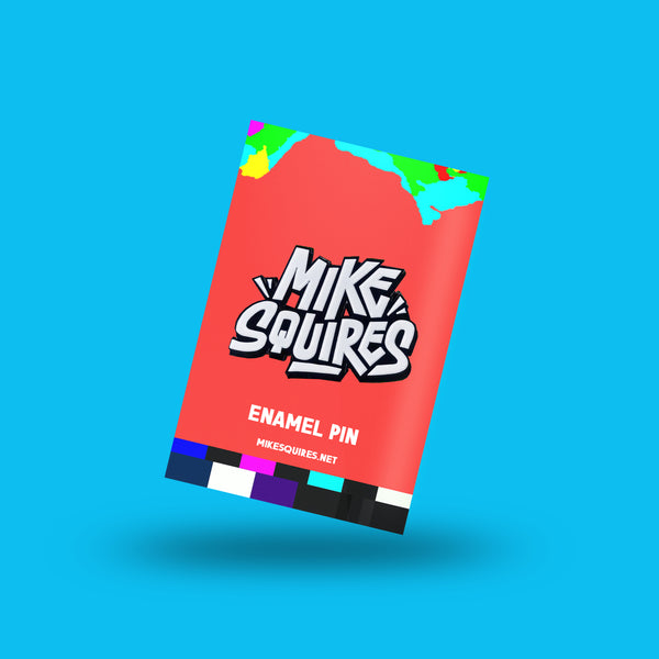 'Mike Squires' Pin