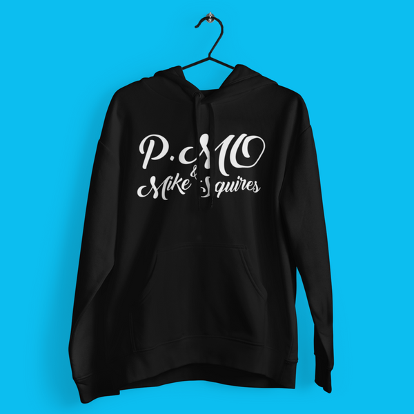 P.MO & Mike Squires Logo Hoodie