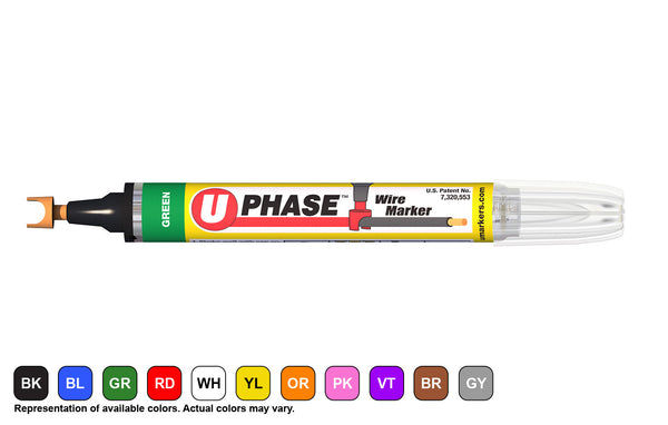 U-Phase™ Wire Marker