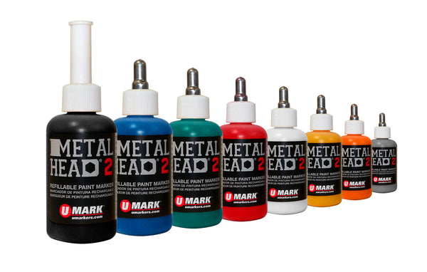 Metalhead® 2 Refillable Paint Marker