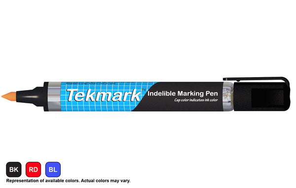 Tekmark™ Indelible Marking Pen