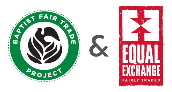 Baptist Fair Trade Project and Equal Exchange logos