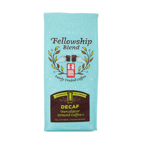 Fellowship Blend Decaf Coffee - 1lb