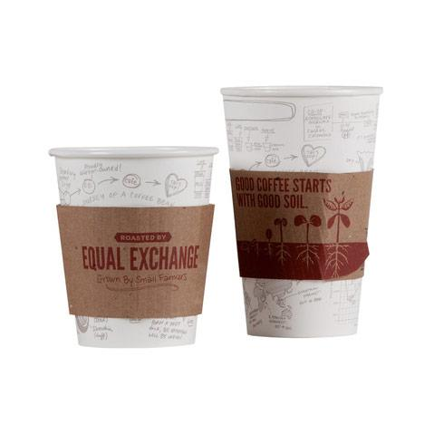12 and 16oz Cup Sleeves