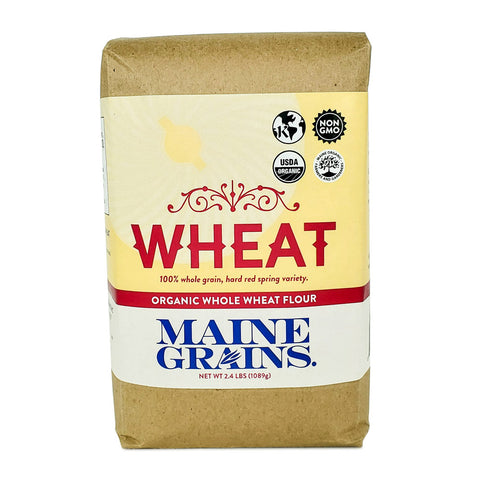 A bag of Whole Wheat Flour