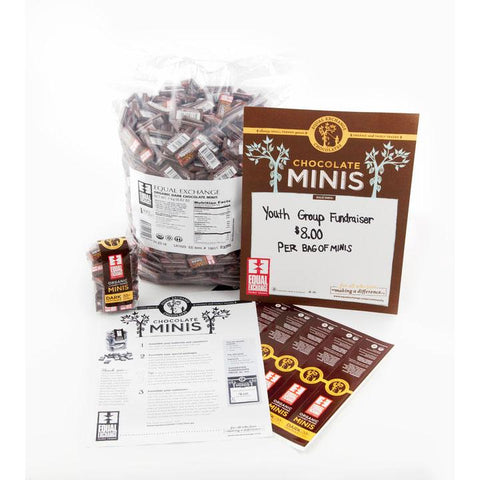 Dark Chocolate Minis Packaging Kit
