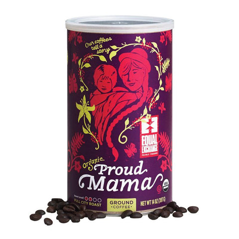 Organic Proud Mama Coffee - 14oz