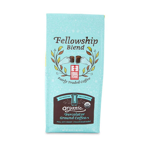 Organic Fellowship Blend Coffee - 1lb