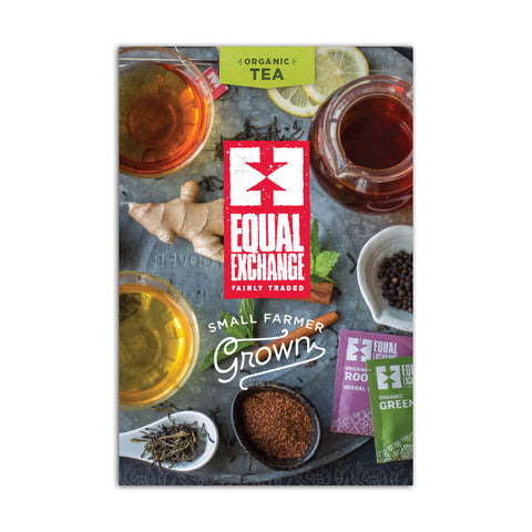 Tea Info Pamphlet - 25 Pack