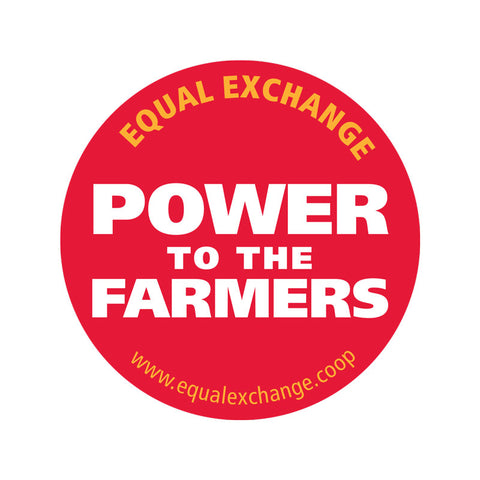 Power to the Farmers Sticker