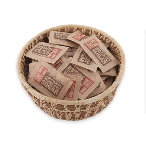 Organic Sugar Packets