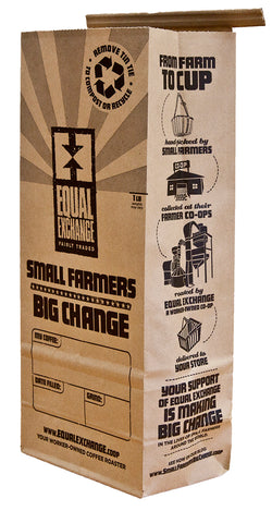 Equal Exchange Tin-Tie Bags