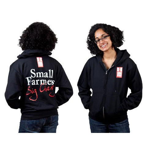 Equal Exchange Zip-Up Hoody