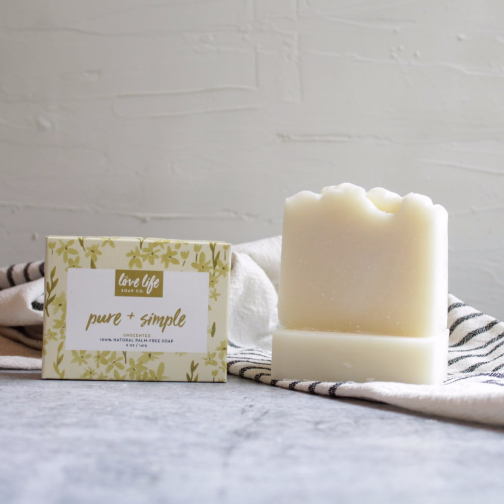 Pure + Simple Soap