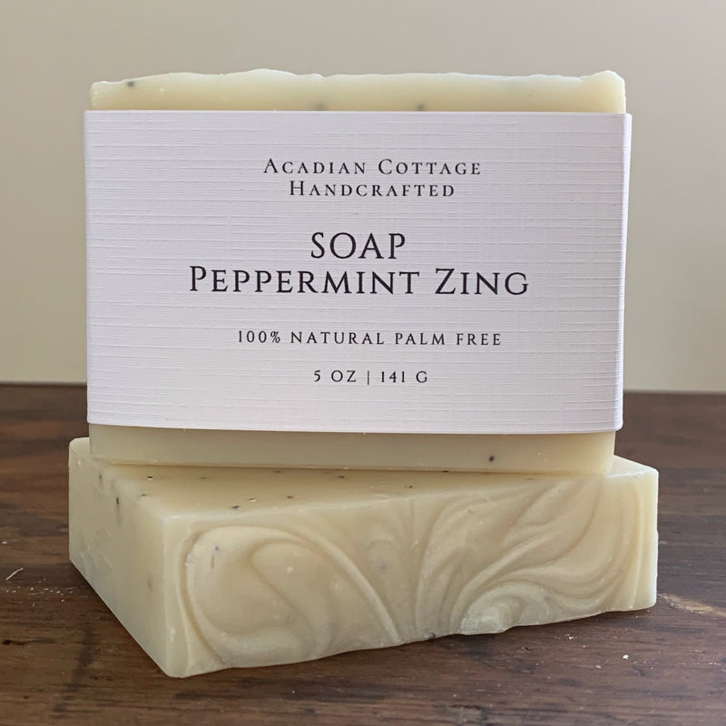Peppermint Zing Soap