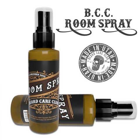Beard Care Club Room Spray