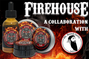 Beard Care Club Mr Beard-tastic Firehouse