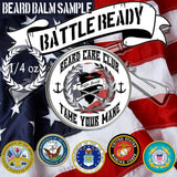 Battle Ready Beard Balm