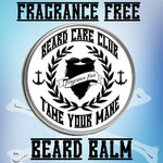 Fragrance Free Beard Balm