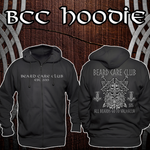 Beard Care Club Hoodies