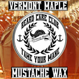 Vermont Maple Mustache Wax