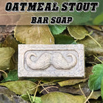 Oatmeal Stout Bar Soap Beard & Body Wash