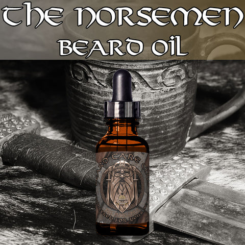 The Norsemen Beard Oil