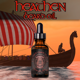 Heathen Beard Oil