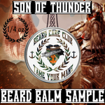 Son Of Thunder Beard Balm