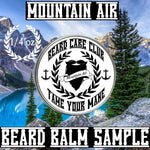 Mountain Air Beard Balm