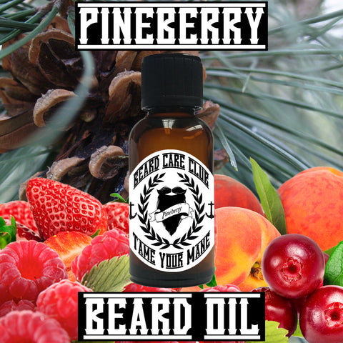 Pineberry Beard Oil