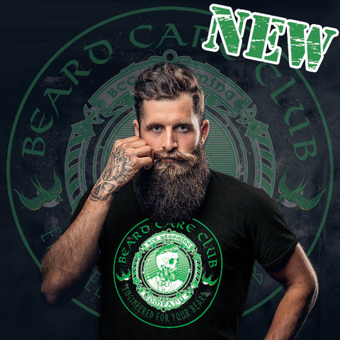 Beard Care Club Grooming Company T-Shirt