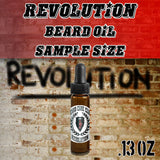 Revolution Beard Oil