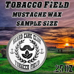 Tobacco Field Mustache Wax